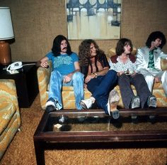 Zeppelin was intended to be a supergroup from the start.