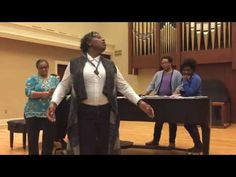 Hear My Prayer   Cover by Callie Day Berea College Festival of Spirituals