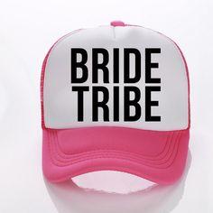 430cab08b9f Bridal Bachelorette Trucker Hats Trucker Hats