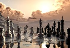 chess artwork | Chess Art Gallery - Rushden Chess Club