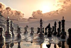 chess artwork | Chess Art Gallery - Rushden Chess Club
