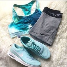 nike pro #fitspo Fitness inspiration workout body goals workout outfit