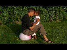 Compare tone with Mitt Romney's campaign video for Father's Day. Happy Father's Day from First Lady Michelle Obama
