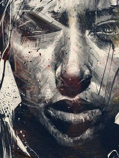 Amazing Illustration Works by talented British artist Russ Mills. He creates astonishing images using a wide variety of traditional methods including painting Art And Illustration, Street Art, Wow Art, Art Graphique, Art Plastique, Oeuvre D'art, Painting & Drawing, Amazing Art, Design Art