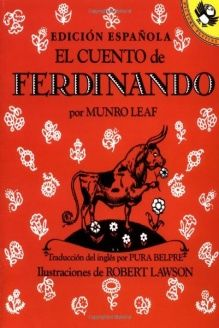 El Cuento de Ferdinando (The Story of Ferdinand in Spanish) (Picture Puffins) , 978-0140542530, Munro Leaf, Puffin