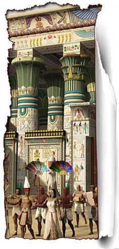 The Opet, was one of the most important annual festivals in ancient Egypt - Opet