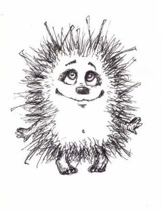 Hedgehog Art, Hedgehog Tattoo, Hedgehog Drawing, Art And Illustration, Hedgehog Illustration, Illustrations, Animal Drawings, Cool Drawings, Drawing Sketches