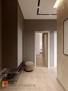 Фото интерьер холла из проекта «Дизайн двухкомнатной квартиры 80 кв.м. в современном стиле, ЖК «Duderhof Club»»