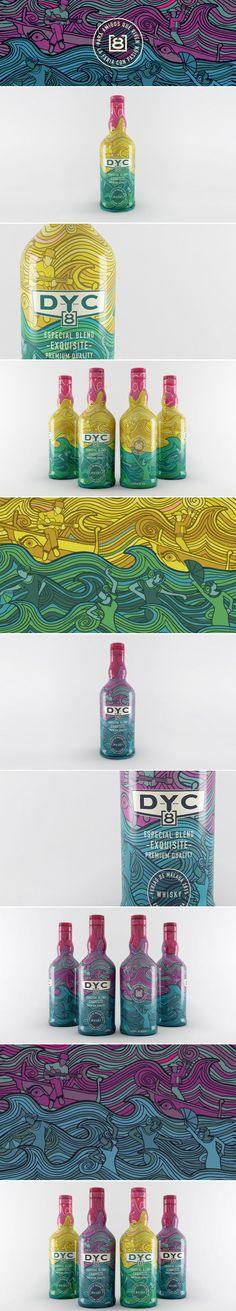 DYC. Diseño exclusivo By #naritaestudio  para la Feria de Málaga. Spain.      #taninotanino