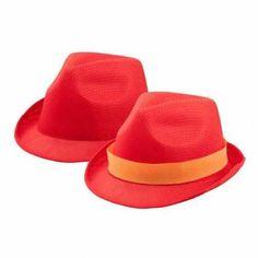 Braz, klobuk, rdeča barva, AP791198-05