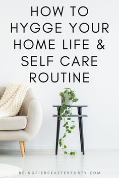 Ready to embrace the hygge lifestyle? This Danish self care practice keeps increasing in popularity and for a good reason: it's a great way to add a little stress relief, comfort and coziness to your life. Let's hygge! Love Your Body Quotes, Love Your Life, Life Is Good, Body After Baby, Quarter Life Crisis, Hygge Life, Spiritual Health, Mental Health, Positive Body Image