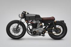 Custom Yamaha XS650 by Thrive   Bike EXIF