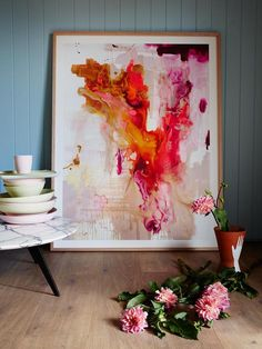 See more on the blog http://www.queenslandhomes.com.au/prudence-caroline-art-series/