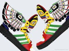 the latest ed6be 2c01f Jeremy Scott x adidas Originals JS Wings