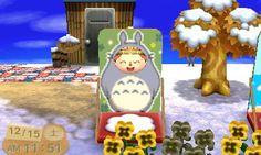 Eeeeeeeeeeep totoro <333 Source - Animal Crossing New Leaf