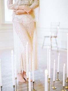Stunning inspiration from the Erich McVey workshop: http://www.stylemepretty.com/2014/11/22/vintage-chic-boudoir-inspiration/ | Photography: Jacque Lynn - http://jacquelynnphoto.com/