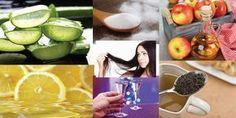8 tipů, jak vyzrát na mastné vlasy | Blog KdoMěStříhá.cz Voss Bottle, Fruit, How To Make, Blog, Decoration, Summer, Dekoration, Summer Recipes, Decorating