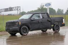 These are the first spy photos of the nearly complete 2015 Ford F-150.