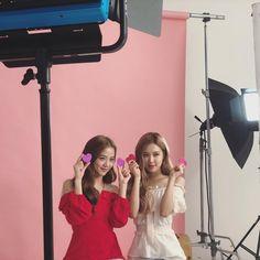 Jisoo and Rosé Blackpink Kim Jennie, Yg Entertainment, South Korean Girls, Korean Girl Groups, Blackpink Wallpaper, Rapper, Blackpink Debut, Blackpink Members, Whatsapp Wallpaper
