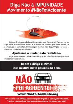 Folder - Não Foi Acidente  http://naofoiacidente.org/site/assine/