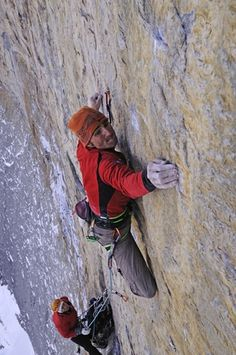 www.boulderingonline.pl Rock climbing and bouldering pictures and news Eiger Ueli Steck