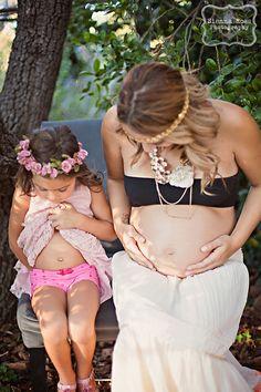 Christina Baby Bump [[LA Maternity Photographer]] | Sienna Rose Photography