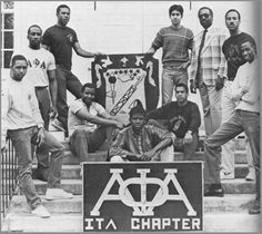Alpha Men carving into the culture at Longwood College in the Spring of (Xi Zeta Chapter Charter Line) Alpha Phi Alpha, Alpha Male, Greek Brothers, Black Fraternities, Gear Art, Delta Sigma Theta, Sorority And Fraternity, The Brethren, African American History