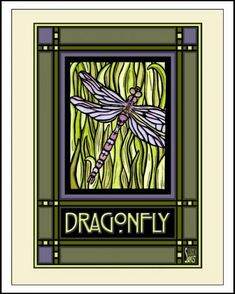 Dragonfly linocut from Sarah Angst - Art - Blank Greeting Cards & Prints #sarahangst #dragonfly
