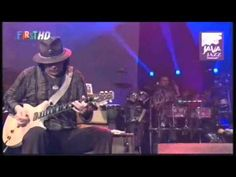 Santana (Saturday Show) - Live at Java Jazz Festival 2011 (Full Concert)