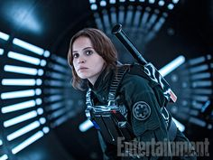 Rogue One: Jyn Erso And Her Father Revealed