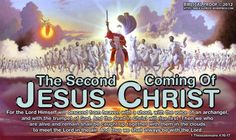 We hear a lot about the second coming these days. Many see that the year 2012 is the last year of mankind, and that God will send Christ back to claim the ...