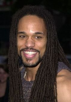 Keith Hamilton Cobb---remember him from All My Children...Noah?!