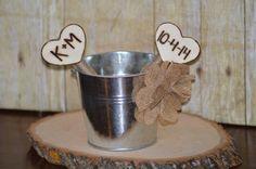 rustic wedding pen set country wedding guest book by KohnenKorner, $29.95