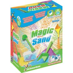 Magic Sand - Science4you