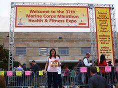 2012 Marine Corps Marathon Race Recap - rUnladylike @rUnladylike