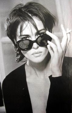 Monica Bellucci      I am so going this short on my next visit