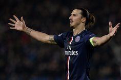 @PSG Zlatan Ibrahimović #9ine