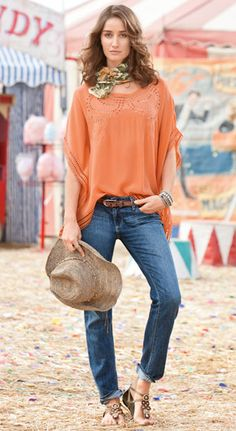 Clementine Silk Blouse - Shop by Outfit | Robert Redford's Sundance Catalog