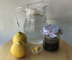 Limonada Medicinal Saludable TM5 | www.cocinaconmirobot.com