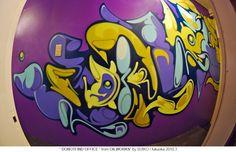 Portfolio of ++SUIKO++ graffiti writing