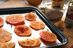 Magical Roasted Persimmon Slices: <em>5 New Flavors!</em>