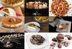 Rețete de desert – dulciuri fără coacere: prăjituri, cheesecake, dulciuri fără coacere din biscuiți, mignons, bomboane, ciocolată de casă. Dulciuri … Muffin, Pudding, Breakfast, Cupcake, Cheesecake, Food, Cakes, Drinks, Pie