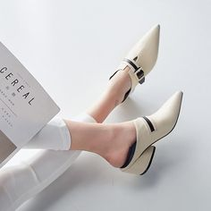 Ericee Mary Jane Pumps Chiko Ericee Mary Jane Pumps feature pointy toe, buckled strap across front, block heels with rubber sole.Chiko Ericee Mary Jane Pumps feature pointy toe, buckled strap across front, block heels with rubber sole. Shoes Heels Pumps, Mules Shoes, Women's Shoes, Shoes Style, Fall Shoes, Summer Shoes, Stiletto Heels, Nike Shoes, Shoes Sneakers