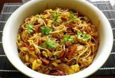 Meat Recipes, Asian Recipes, Ethnic Recipes, Vegas, Wok, Chili, Food And Drink, Favorite Recipes, Dinner