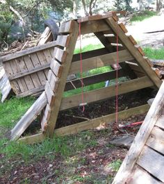 KID FRIENDLY PALLET OBSTACLE COURSE Learn More www.diybullseye.com