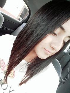 Haircute cabello asimetrico