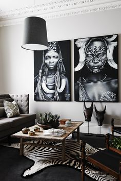 Deko im eigenen Wohnraum: ein Artikel für alle Afrika-Liebhaber African bride and groom by artist Made Seni Budiarta - Home By Tribal.African bride and groom by artist Made Seni Budiarta - Home By Tribal. Decor Room, Living Room Decor, Diy Home Decor, Room Art, Dining Room, Living Area, Bedroom Decor, African Interior Design, Home Interior Design