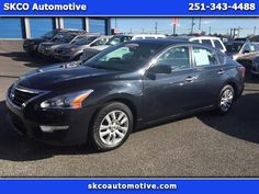 2015 Nissan Altima $11950 http://www.CARSINMOBILE.NET/inventory/view/9683792