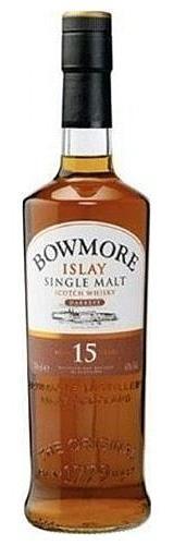Bowmore Darkest Whisky 15 Yr Old