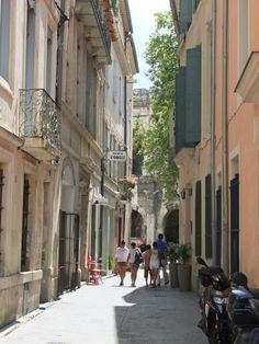 le vieux Nîmes